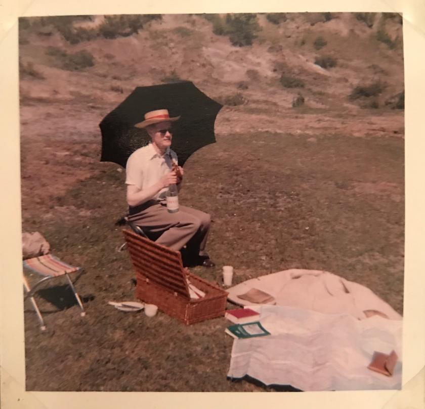 grandpa picnic
